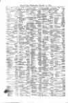 Lloyd's List Wednesday 14 January 1874 Page 10