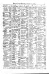 Lloyd's List Wednesday 14 January 1874 Page 11