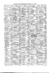 Lloyd's List Wednesday 14 January 1874 Page 12