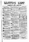 Lloyd's List Thursday 01 May 1879 Page 1