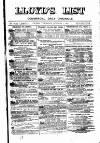 Lloyd's List Thursday 01 January 1880 Page 1