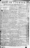 NTS and SUBSCRIPTIONS for this Paper, are taken in by JAMES POTTS, Printer and Eookfellcr, at Swift's-Head, in Dame-Streetj