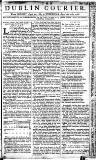 MONDAY Auguji the iBth, to WEDNESDAY Auguft the 20th, 1760. ADVERTISEMENTS and SUBSCRIPTIONS for this Paper, arc taken in by