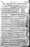 Ye »r;neJ One Uritift PACKET, which brought the Foreign Mails due. ' From the LONDON GAZETTE. Florence, April 17. CN