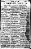 Yefterday »fiivtd One Brilifh PACKET, which brought t the following Advice*. ' From the LONDON GAZETTE. Lilhon, Augnft *B. jp
