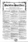 The Dublin Builder Saturday 01 November 1862 Page 1
