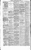 Huddersfield Daily Examiner Wednesday 08 February 1871 Page 2