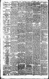 Huddersfield Daily Examiner Tuesday 04 September 1894 Page 2