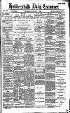 Huddersfield Daily Examiner Thursday 02 January 1896 Page 1