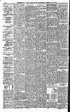 Huddersfield Daily Examiner Wednesday 05 February 1896 Page 2
