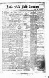 Huddersfield Daily Examiner Thursday 02 July 1896 Page 1