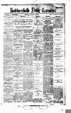 Huddersfield Daily Examiner Monday 24 August 1896 Page 1