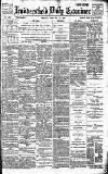 Huddersfield Daily Examiner Friday 15 January 1897 Page 1