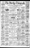 Merthyr Telegraph, and General Advertiser for the Iron Districts of South Wales Saturday 01 February 1862 Page 1