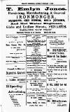 Penarth Chronicle and Cogan Echo Saturday 11 February 1893 Page 6
