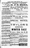 Penarth Chronicle and Cogan Echo Saturday 11 February 1893 Page 10