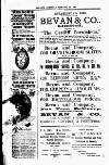 Penarth Chronicle and Cogan Echo Saturday 25 February 1893 Page 2