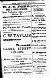Penarth Chronicle and Cogan Echo Saturday 18 March 1893 Page 4