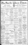 North Wales Times Saturday 14 May 1898 Page 1