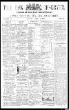 Usk Observer Saturday 01 April 1865 Page 1