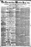 Carmarthen Weekly Reporter Friday 26 March 1886 Page 1