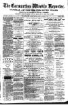 Carmarthen Weekly Reporter Friday 26 August 1892 Page 1