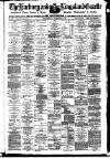 Hackney and Kingsland Gazette Wednesday 23 December 1891 Page 1