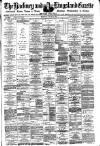 Hackney and Kingsland Gazette Monday 12 June 1893 Page 1