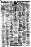 Hackney and Kingsland Gazette Friday 22 October 1897 Page 1