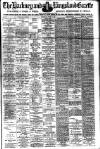 Hackney and Kingsland Gazette Wednesday 04 August 1909 Page 1