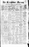 Marylebone Mercury Saturday 06 January 1866 Page 1