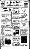 Harrow Observer Friday 13 March 1914 Page 1