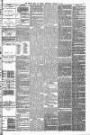 Bristol Times and Mirror Wednesday 20 February 1884 Page 5