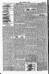 Athletic News Saturday 13 April 1878 Page 6