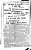 Oxford Chronicle and Reading Gazette Friday 01 January 1926 Page 6