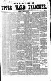Lanarkshire Upper Ward Examiner Saturday 15 August 1863 Page 1