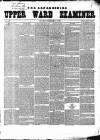Lanarkshire Upper Ward Examiner Saturday 24 October 1863 Page 1