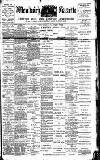 Woolwich Gazette Friday 16 January 1891 Page 1