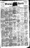 Woolwich Gazette Friday 02 March 1900 Page 1
