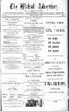 Walsall Advertiser Tuesday 01 April 1879 Page 1