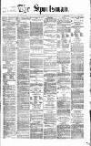 The Sportsman Thursday 03 June 1869 Page 1