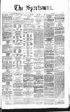 The Sportsman Thursday 29 December 1870 Page 1