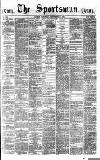 The Sportsman Saturday 18 September 1880 Page 1