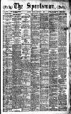 The Sportsman Tuesday 01 January 1889 Page 1
