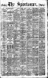 The Sportsman Tuesday 29 January 1889 Page 1