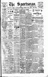 The Sportsman Wednesday 01 October 1913 Page 1