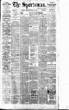 The Sportsman Monday 29 April 1918 Page 1