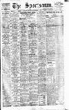 The Sportsman Saturday 01 November 1919 Page 1