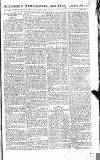 Saunders's News-Letter Saturday 02 January 1813 Page 1