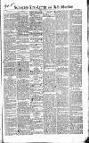Saunders's News-Letter Thursday 02 May 1839 Page 1